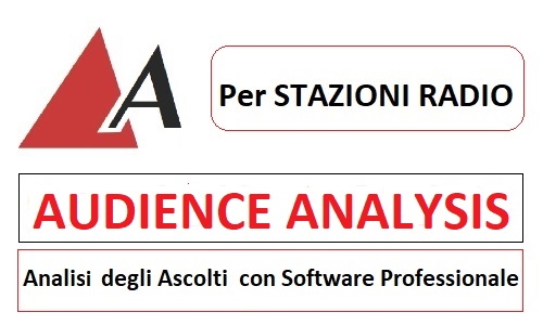Per Stazioni Radio – 1 – Audience Analysis